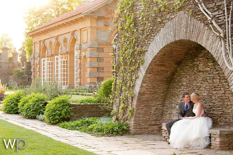 Wedding Photography Hestercombe Gardens