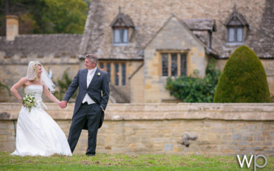 Wedding photography at Ellenborough Park – Victoria and Richard