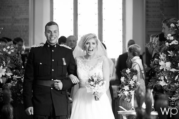 Bath Marquee Military wedding (12)