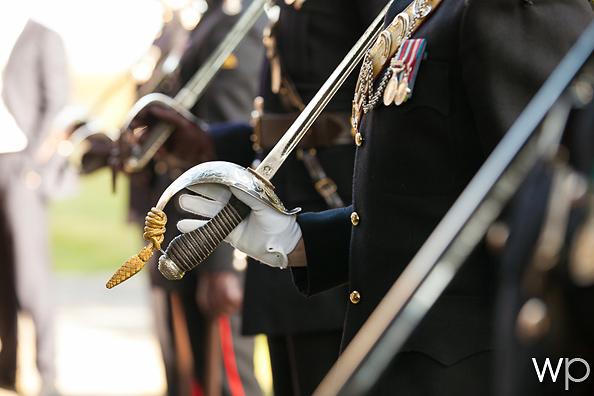 Bath Marquee Military wedding (13)