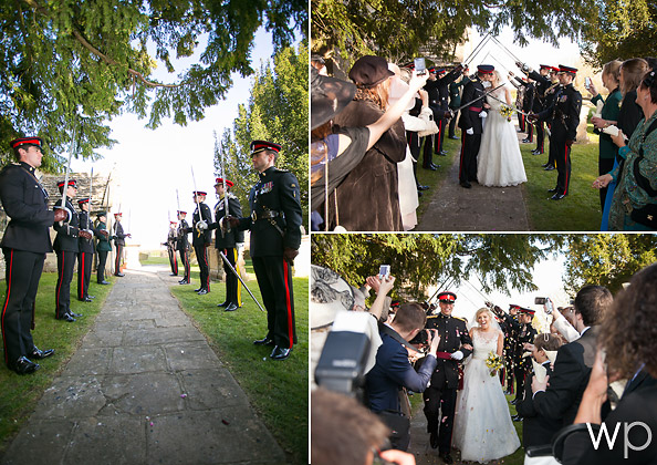 Bath Marquee Military wedding (14)