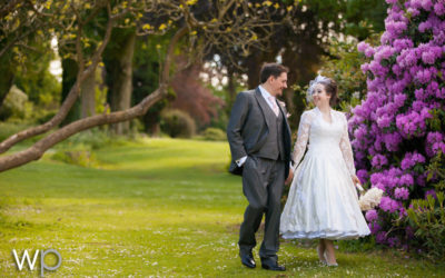 Vintage Coombe Lodge Wedding Maxine and Andy
