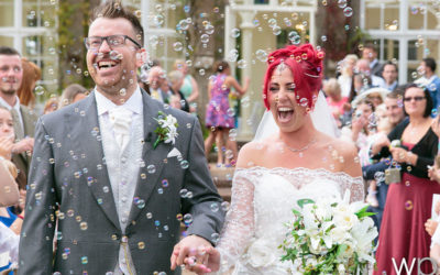 St Audries Park Themed Wedding – Danni and Dean