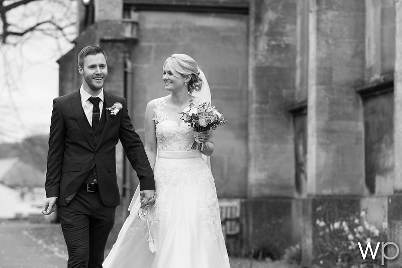 Orchardleigh House – Stephanie and Nathan