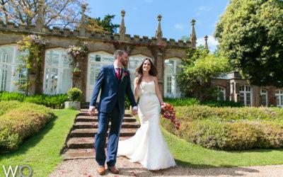Sarah and Joe's Wedding Day at St Audries Park