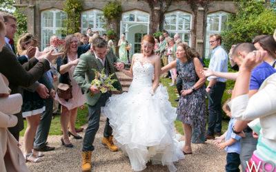 Elizabeth and Stuart – St Audries Park