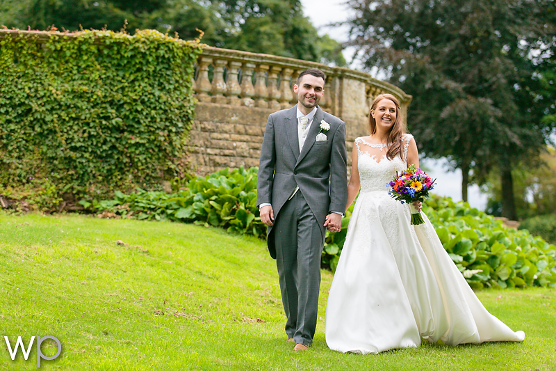 Coombe Lodge  – Summer wedding Zoe and Josh